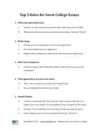 examples of college essay college application essays that worked  examples of college essay college admission