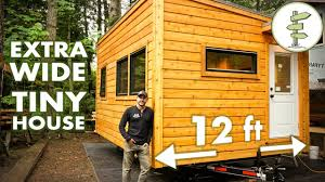 Small Picture Special 12 ft Wide Tiny House Feels Like a Real Home Full Tour