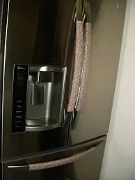 handle covers for stainless steel fridge appliance cover india