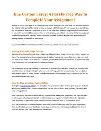 Essays Done For You Essay Writing Services Help You Write Different Types Of