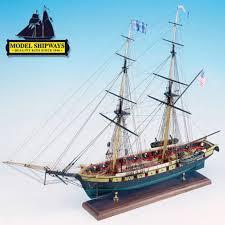 model shipways niagara 1 64 scale wooden ship model kit ms2240