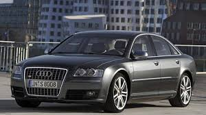 2007 Audi S8: Cruise Missile: Audi ups the A8 Ante | Autoweek