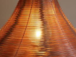 l02 detail3 random copper pendant lights studio lorier handmade copper lamp pendant lights braided