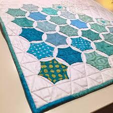 578 best bee quilt et hexagones images on Pinterest | Hexagons ... & Snippets 'n' Scraps: Free Tutorial for making this Modern Hexagon Stars  Quilt Adamdwight.com