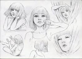chandelier sia and drawing image