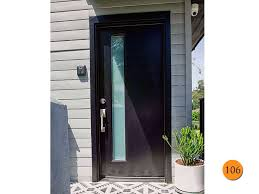 metal front doorFront Doors  Modern Glass And Metal Front Doors Modern Glass