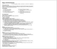 Respiratory Care Resume Objective Professional User Manual Ebooks
