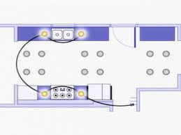 how to wire recessed ceiling lights how tos diy refer to wiring plan to determine wiring route