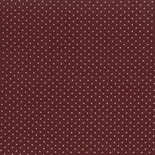 Burgundy Dotted Flannel cotton quilt fabric by the yard | Keepsake ... & Fabrics are shown in 8″ scale Adamdwight.com