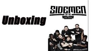sidemen book unboxing india 2018