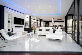 modern living room. ULTRA MODERN RESIDENCE: Modern Living Room By FRANCOIS MARAIS ARCHITECTS