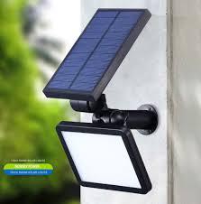 solar outdoor wall light solar lawn light solar energy lamp
