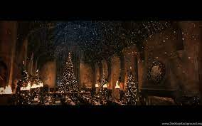 Large Harry Potter Christmas Wallpapers ...