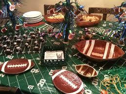 Super Bowl Party Decorating Ideas Planning My Superbowl Menu KristinPotPie 95
