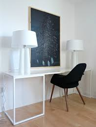 modern home office design displaying. Furniture The Perfect Choice With Long Computer Desk For Office Room Decoration L Shaped And Contempo Modern Home Design Displaying I