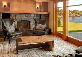 contemporary country furniture. Modern Country Furniture Live Edge Home Tour Contemporary Living Room Duncan