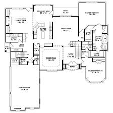 single story 4 bedroom house plans photo 9 5 kerala