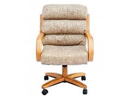 chromcraft chair on wheels cr41c