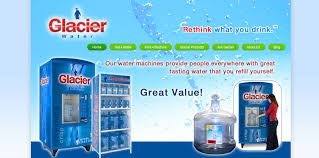 Glacier Water Vending Machine Locations Gorgeous Glacier Water Refill Water Ionizer
