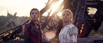 What the Black Widow End-Credits Scene ...