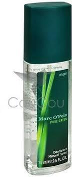 <b>Marc O</b>'<b>Polo Pure Green</b> Man deodorant 75ml 2.5 oz NEW/ RARE ...