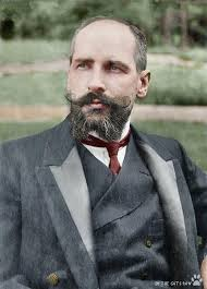 Russian reformist Prime Minister Pyotr Stolypin assassinated in 1911.    Romanov dynasty, Russians, Color