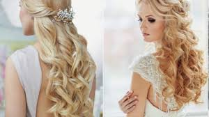 Long Hairstyles Simple Wedding Hairstyles Down Long Hair To Make