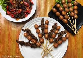 Resep Sate Kerang Manis Pedas Favoritku, Enak Banget   Panduan Resep Masakan