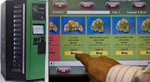 Vending Machines Vancouver Simple Vending Machines To Distribute Medicinal Marijuana In Vancouver By