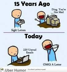 ways technology has made our lives easier but not really better 20 ways technology has changed our lives getting mail has changed but most of us