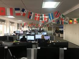 Image Decked Out The Grays Inn Road Office Was Decked Out For The World Cup Ae Agency Glassdoor The Grays Inn Road Office Wa Ae Agency Office Photo