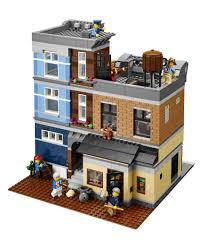 lego office. LEGO 10246 Creator Expert Detective\u0027s Office - Modular Building Lego