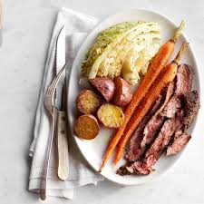Cooking Light Corned Beef Cabbage