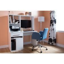 home office white desk. South Shore Annexe Pure White Desk Home Office