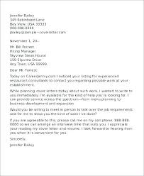 It Consultant Cover Letters Consultant Cover Letter Examples Resume Creator Simple Source