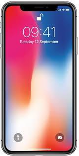 iphone x met abonnement aanbieding