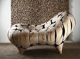log furniture ideas. unique furniture design ideas modern interior and decor sculptured wood contemporary chairs log r