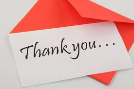 Thank You Not Give Thanks 4 Tips To Send A Better Thank You Note
