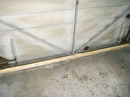 garage door draft guard image collections design for home