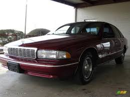 1996 Dark Cherry Metallic Chevrolet Caprice Classic Sedan #1532195 ...