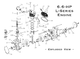 gravely model l parts diagram diagram 6 hp gravely engine parts page