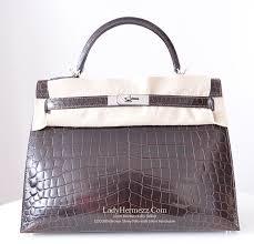 hermes kelly so black 32cm. k32 cocoan shiny nilo phw5 copy. 32cm hermes kelly gris tourterelle crocodile so black
