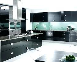 black cabinets white dark grey quartz and countertops kitchen floors large s
