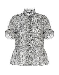 French Connection Floral Shirts Blouses Shirts Yoox Com