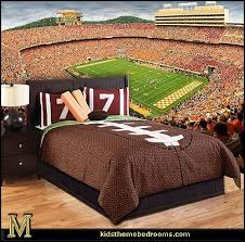Sports Bedroom Decorating Ideas