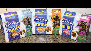 tastykake minis swirly hershey s cocoa reese s peanut er cupcakes candy topped brownies