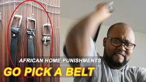 Photogalleries of punishment belt ass