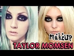 makeup taylor momsen inspired
