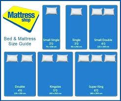 Foam Mattress Sizes Rjowtkk Info