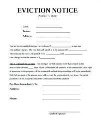 Free Eviction Notice Template Best Eviction Notice Template Alberta Tenant Vracceleratorco